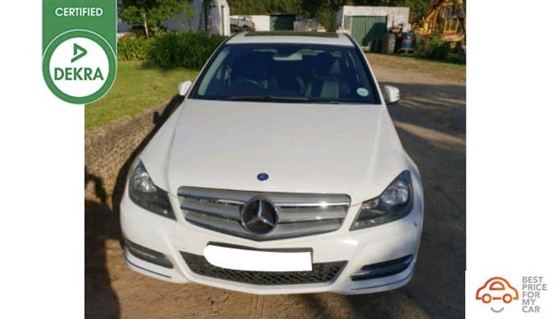 2013 Mercedes-Benz C-Class C200 Be Avantgarde At  Western Cape Goodwood_0