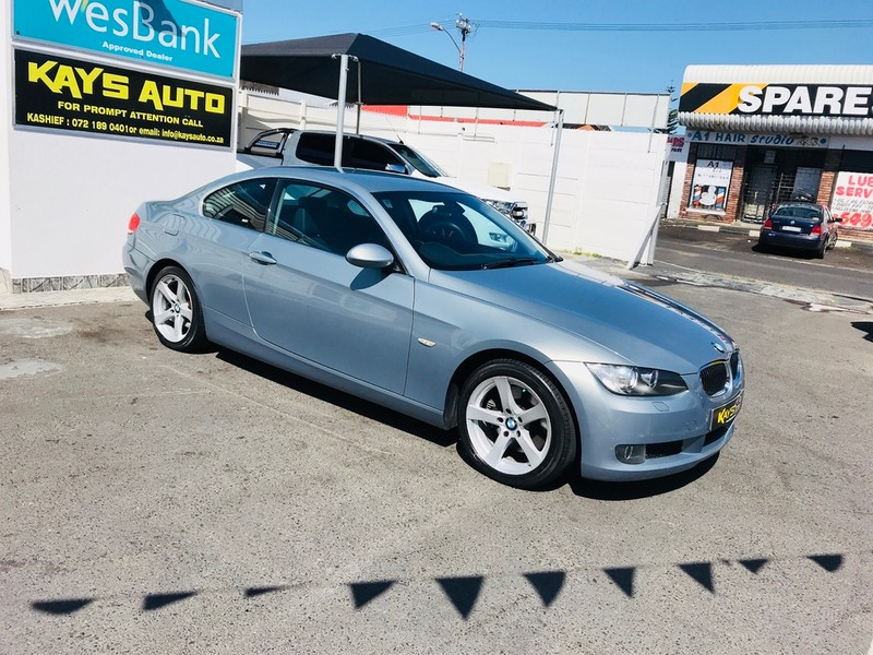 2007 BMW 3 Series 325i Coupe Individual At e92  Western Cape Athlone_0