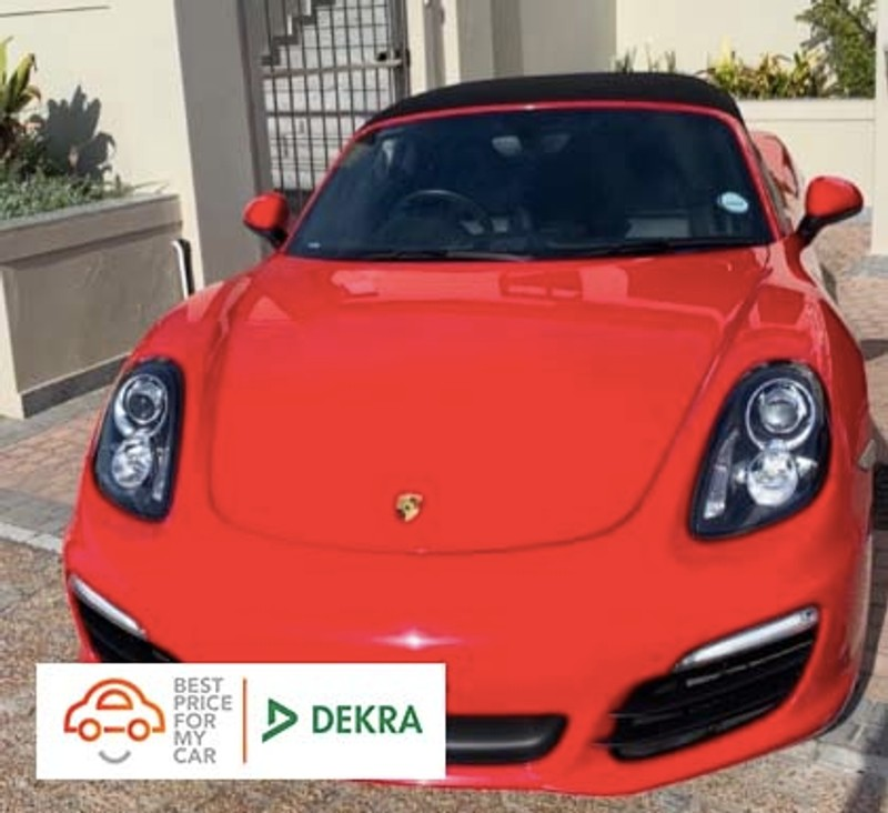 Used Porsche Boxster S Pdk For Sale In Western Cape