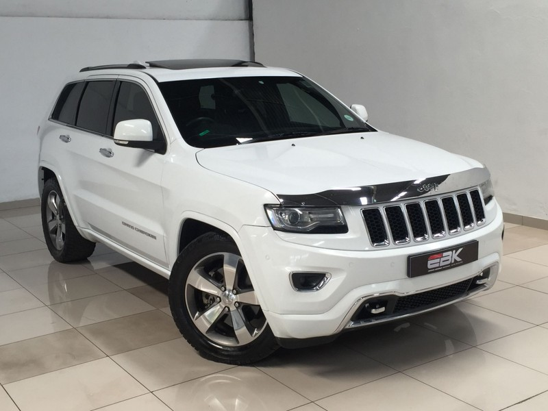 Used Jeep Grand Cherokee 3.6 Overland For Sale In Gauteng