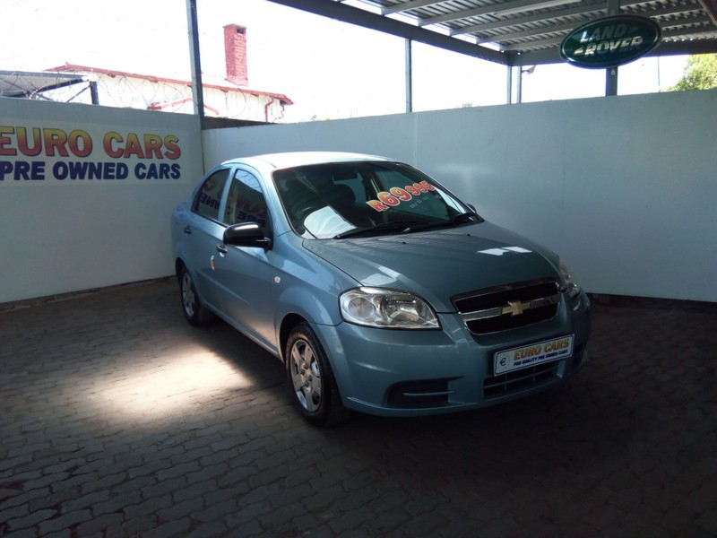Used Chevrolet Aveo 1 6 Ls For Sale In Gauteng Cars Co Za Id 4157606