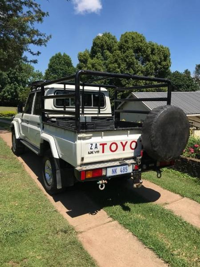 Used Toyota Land Cruiser 70 45d Double Cab Bakkie For Sale In Pick Up 2015 Kwazulu Natal Richmond 1