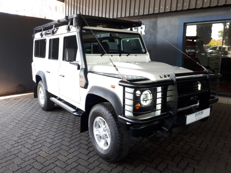 used land rover defender 110 2.2d s/w for sale in gauteng - cars.co