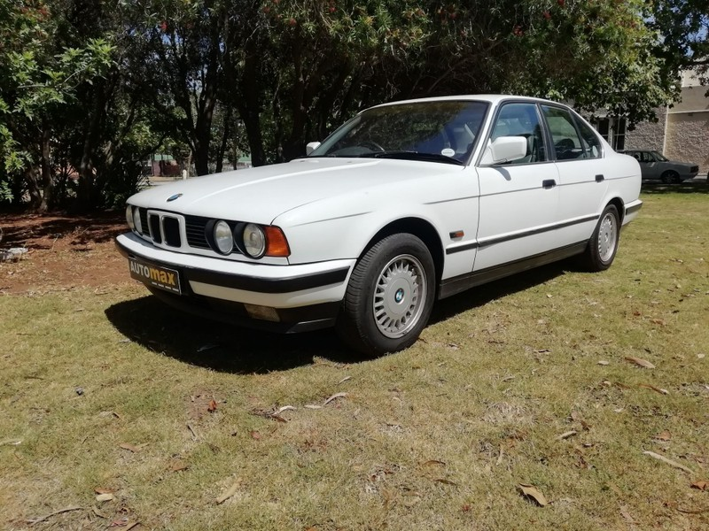 Used Bmw 5 Series 525i A T E34 For Sale In Eastern Cape Cars Co