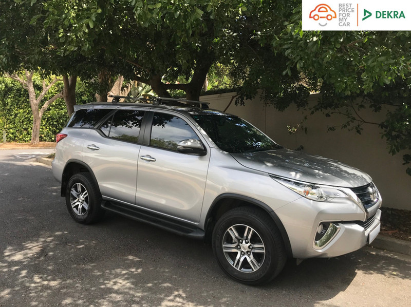 2018 Toyota Fortuner 2.4GD-6 4X4 Auto Western Cape Goodwood_0