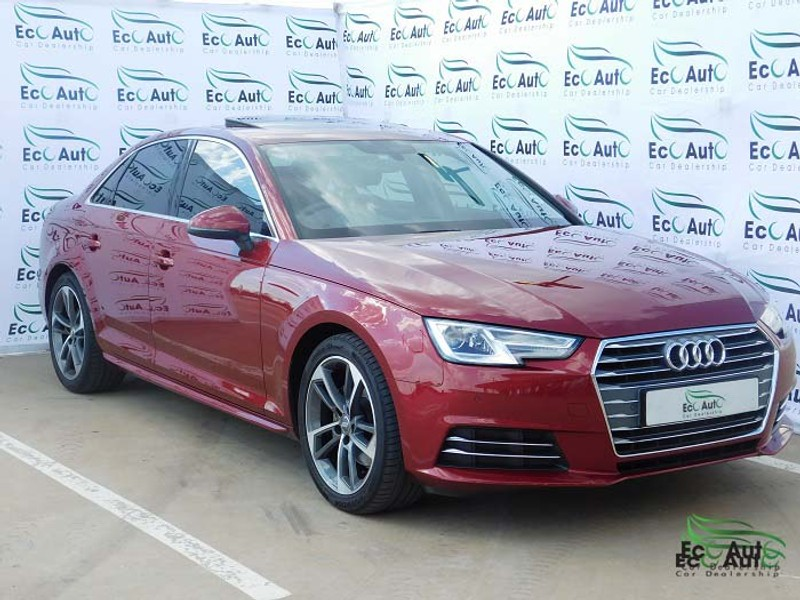 used audi a4 1.4t fsi sport s tronic for sale in gauteng - cars.co