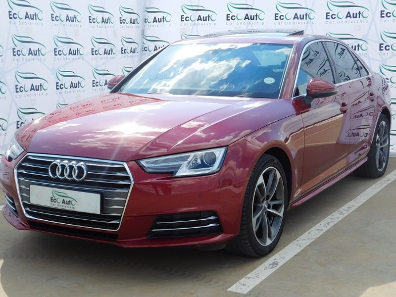 used audi a4 1.4t fsi sport s tronic for sale in mpumalanga - cars