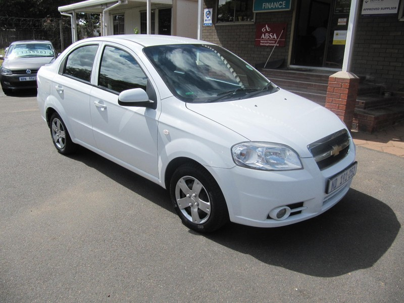Used Chevrolet Aveo 16 Ls At For Sale In Kwazulu Natal Cars