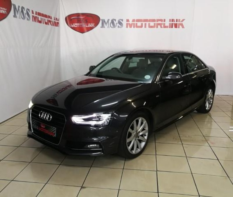 Used Audi A4 2.0t Se Multitronic For Sale In Gauteng