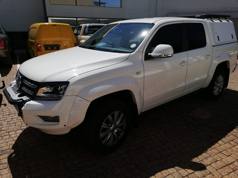 Used Volkswagen Amarok 2 0 Bitdi Highline 132kw 4motion