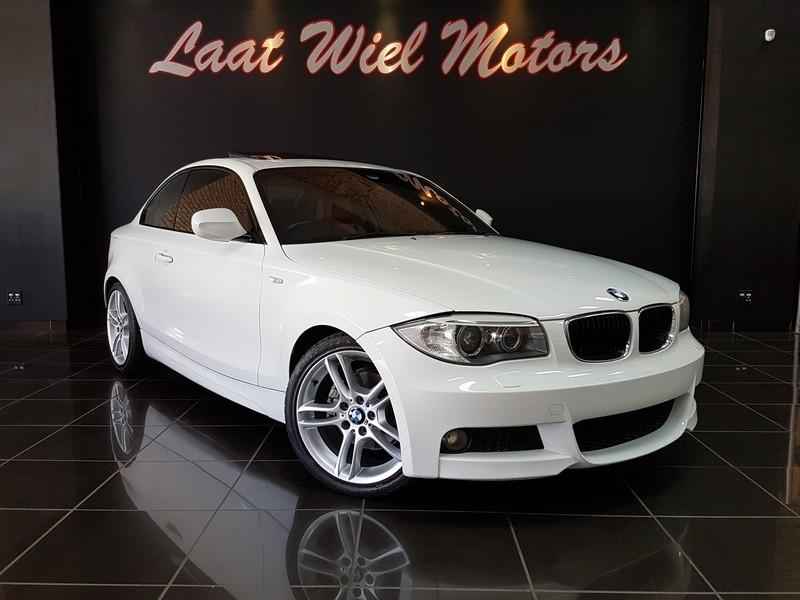 2012 BMW 1 Series 120d Coupe Sport At  Mpumalanga Middelburg_0