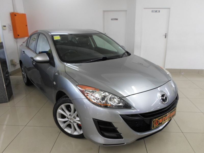 2011 Mazda 3 1.6 Dynamic  Kwazulu Natal Durban_0