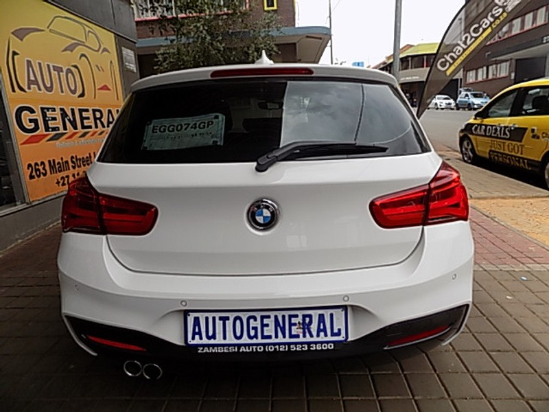 Used Bmw 1 Series 120i M Sport 5 Door Auto For Sale In Gauteng