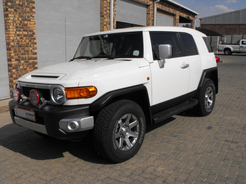 Used Toyota Land Cruiser Fj 4 0 V6 Cruiser For Sale In Mpumalanga