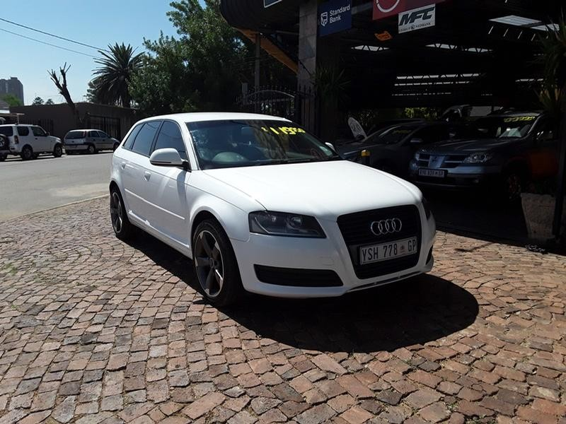 Used Audi A3 Sportback 1.9tdi Attraction for sale in Gauteng - Cars ... f771d08a341