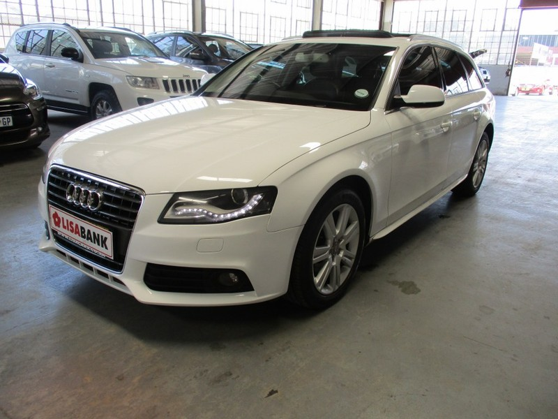 used audi a4 1.8t avant ambition multi (b8) for sale in gauteng