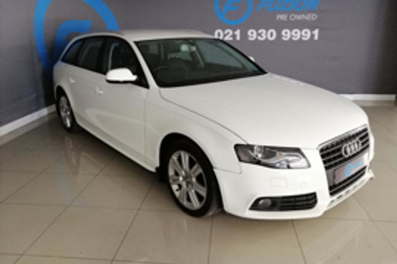 used audi a4 2.0 tdi avant ambition (b8) for sale in western cape