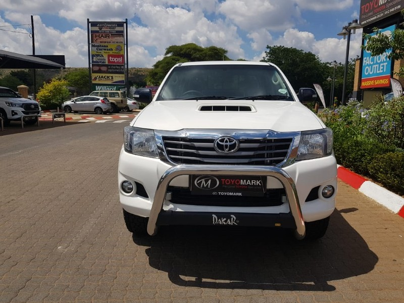 Used Toyota Hilux Dakar Edition For Sale In Gauteng Cars Co Za Id