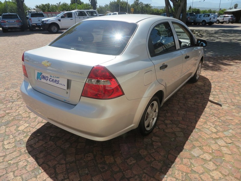Used Chevrolet Aveo 16 L For Sale In Western Cape Cars Id