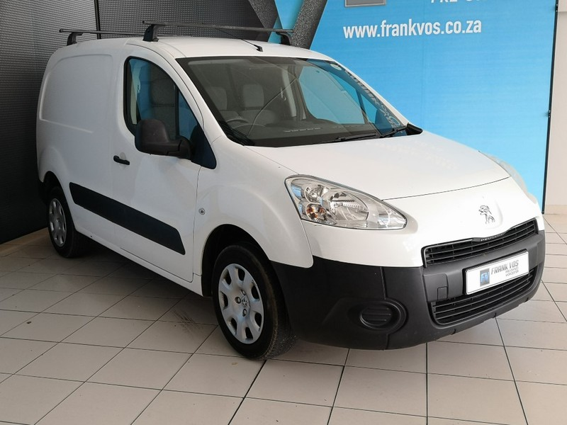 8d18bf76e5 Used Peugeot Partner 1.6 F c P v for sale in Western Cape - Cars.co ...