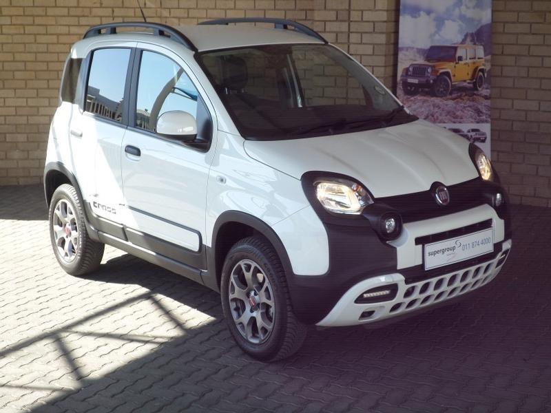 2019 Fiat Panda 900T 4x4 Gauteng Johannesburg_0