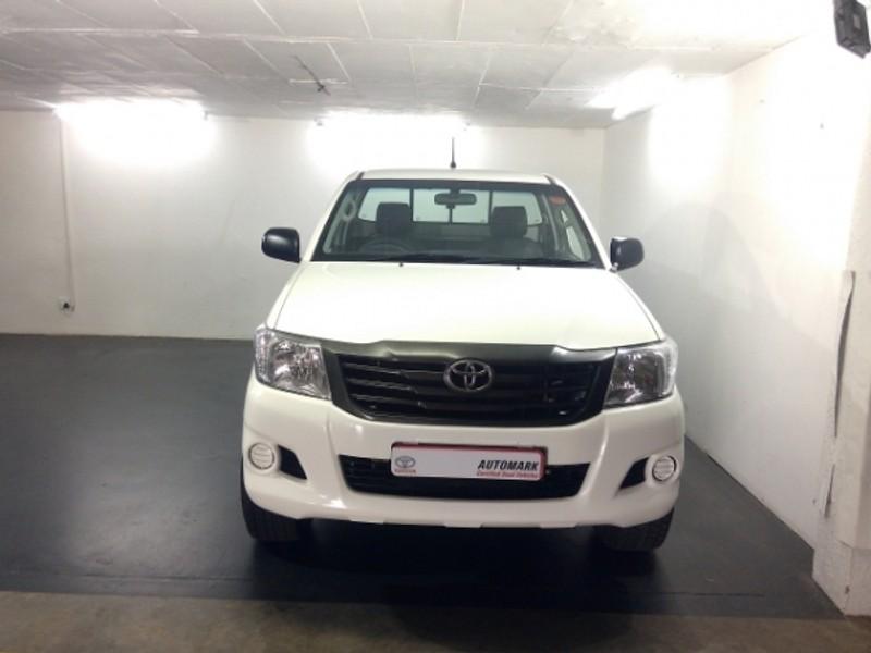 2015 Toyota Hilux 2.5 D-4d Srx 4x4 Pu Sc  Limpopo Tzaneen_0