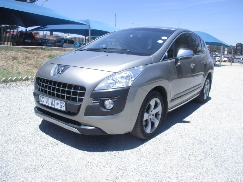 used peugeot 3008 1 6 thp premium for sale in gauteng. Black Bedroom Furniture Sets. Home Design Ideas