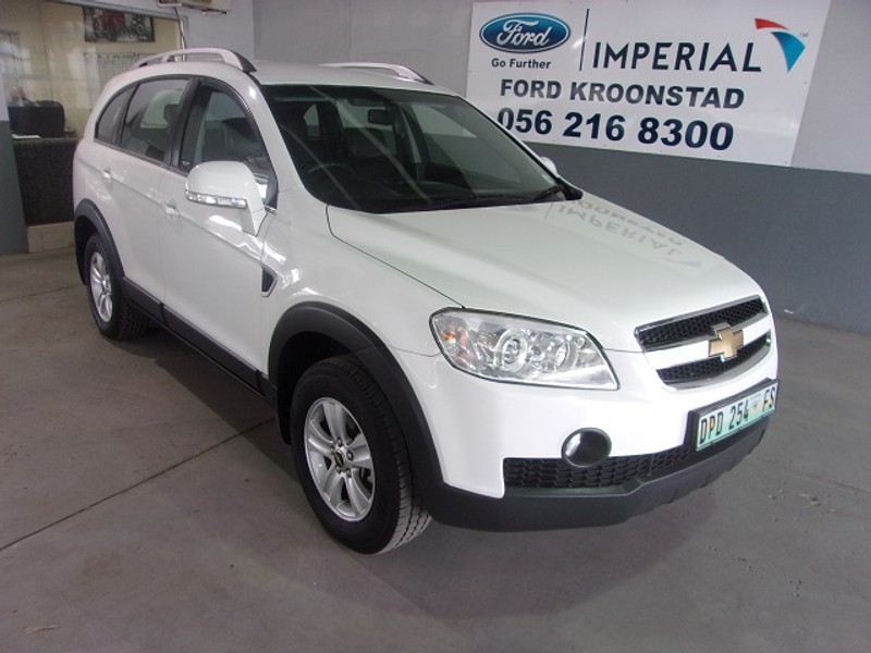 Used Chevrolet Captiva 24 Lt For Sale In Free State Cars