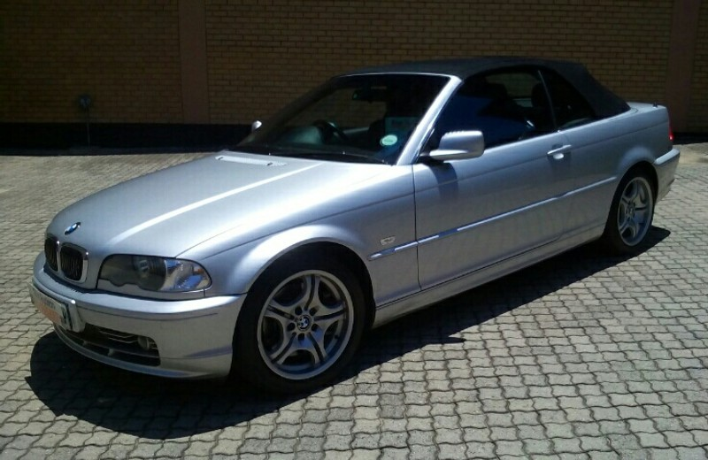 Used Bmw 3 Series 330i Ci Convertible At E46 For Sale In