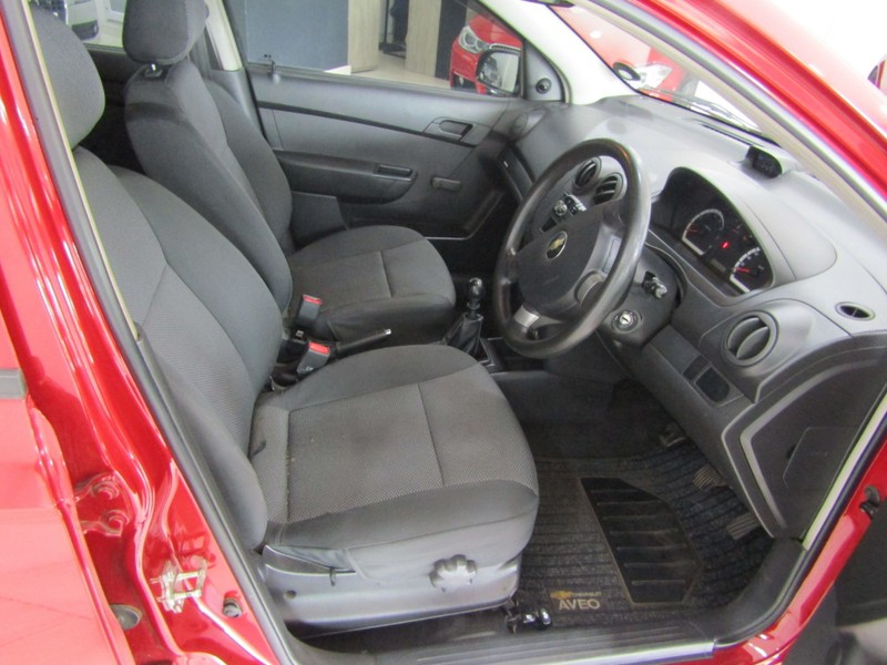 Used Chevrolet Aveo 16 Manual For Sale In Kwazulu Natal Cars