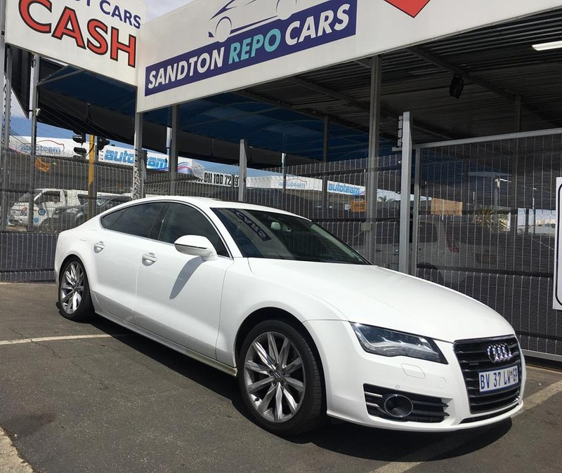 Used Audi A7 Sprtback 3.0t Fsi Quat Stron For Sale In