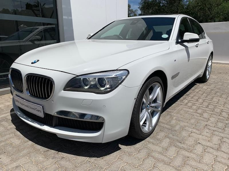 used bmw 7 series 750i m sport f01 for sale in gauteng id 4218040. Black Bedroom Furniture Sets. Home Design Ideas