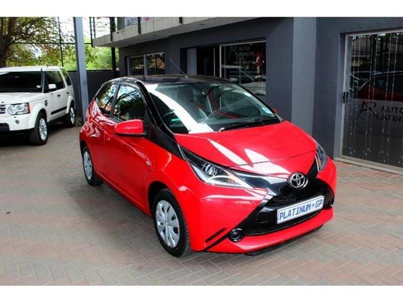 2016 Toyota Aygo 1.0 X- PLAY 5-Door Gauteng Pretoria_0