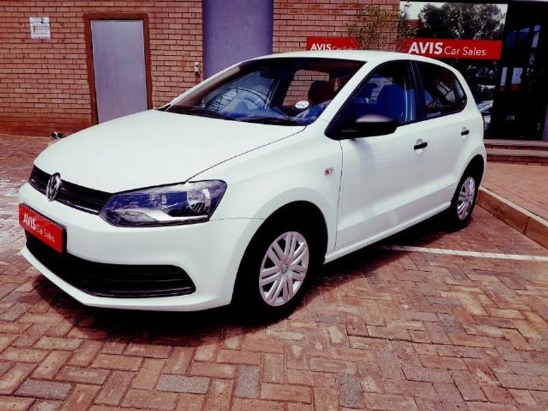 2018 Volkswagen Polo Vivo 1.4 Trendline 5-Door Gauteng Johannesburg_0