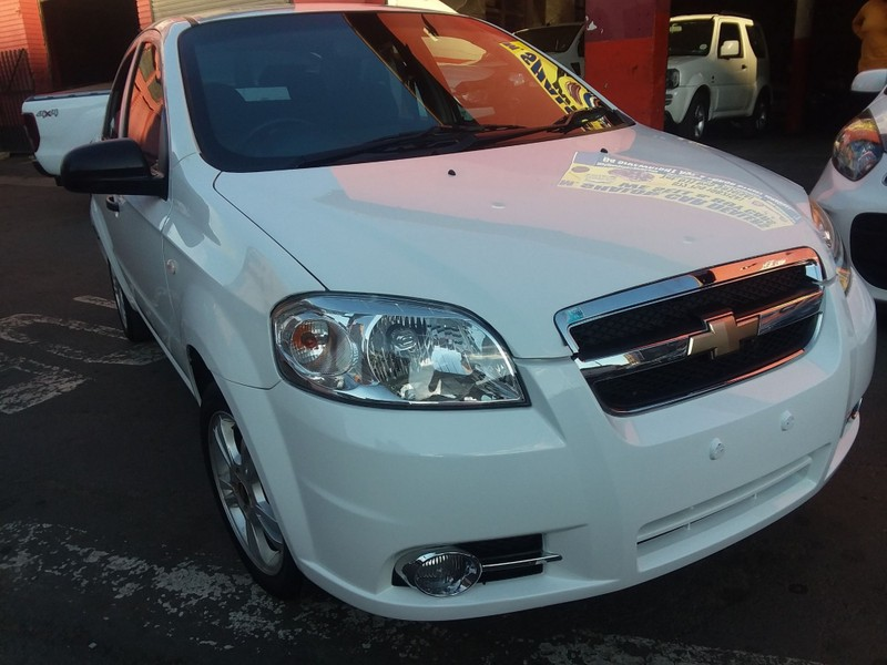 Used Chevrolet Aveo 16 L For Sale In Gauteng Cars Id4218708