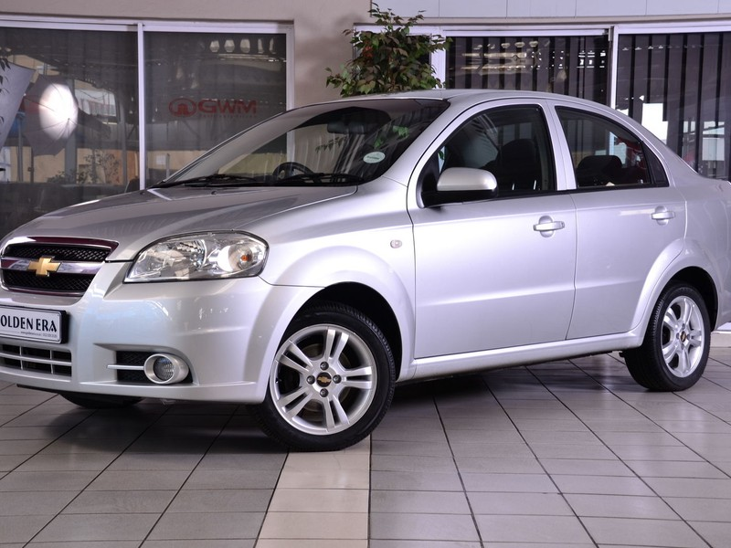 Used Chevrolet Aveo 16 Ls For Sale In Gauteng Cars Id4221376
