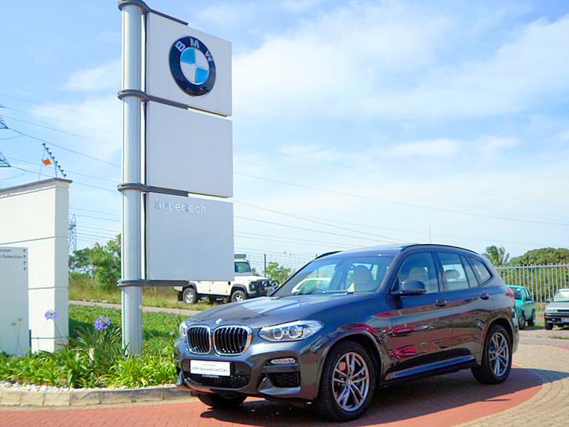 2018 BMW X3 xDRIVE 30d M Sport G01 Kwazulu Natal Durban_0