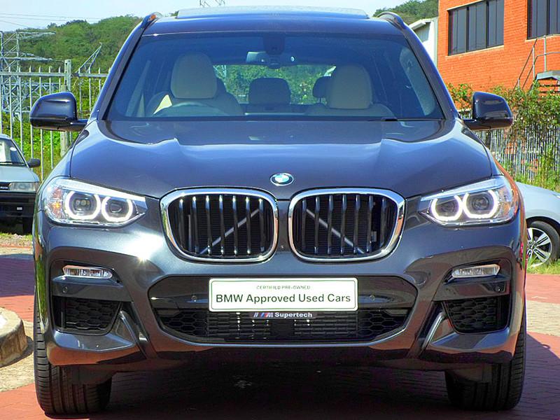 Used Bmw X3 Xdrive 30d M Sport G01 For Sale In Kwazulu