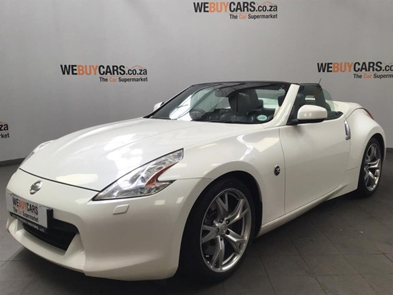 Used Nissan 370z Roadster A T For Sale In Gauteng Cars Co Za Id