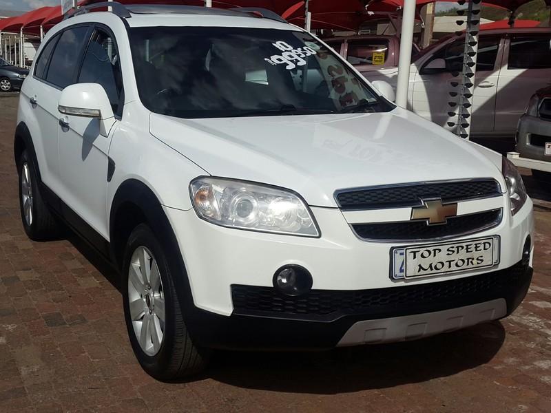 Used Chevrolet Captiva 20d Ltz 4x4 For Sale In Gauteng Cars