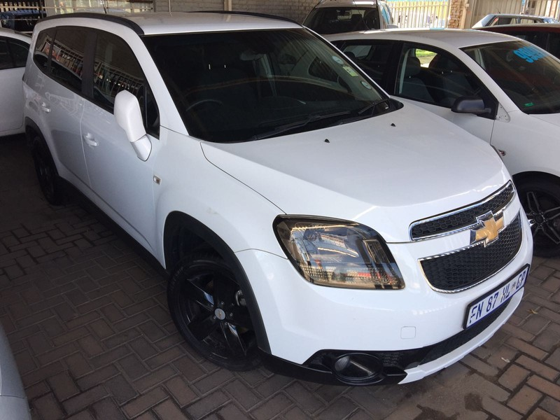 Used Chevrolet Orlando 18ls For Sale In Gauteng Cars Id