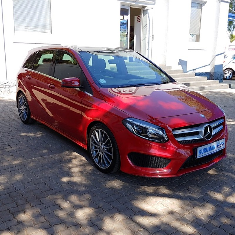 2015 Mercedes Benz Sl Class Camshaft: Used Mercedes-Benz B-Class B 220 CDI AMG Auto For Sale In
