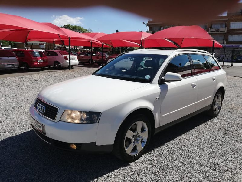 used audi a4 1.9 tdi avant 6sp for sale in gauteng - cars.co.za (id