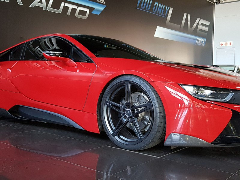 Used Bmw I8 Protonic Red Edition Ac Schnitzer For Sale In Gauteng