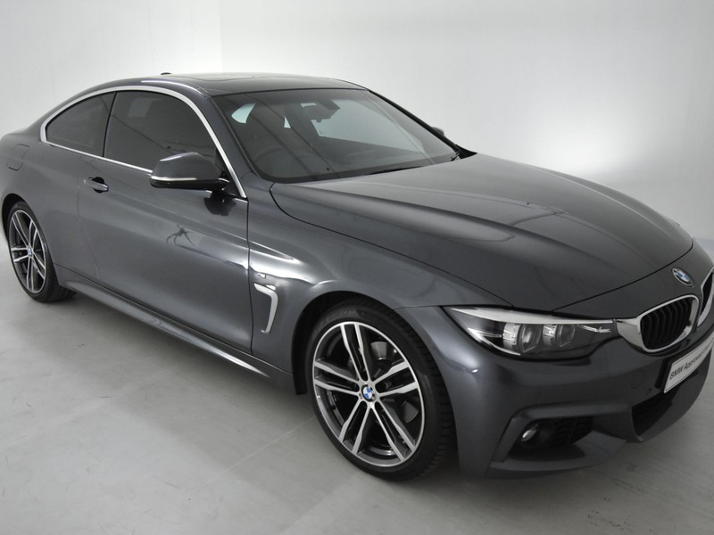 Used Bmw 4 Series 420d Coupe M Sport Auto For Sale In Gauteng Cars