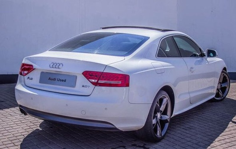Used Audi A5 20t Fsi Multitronic For Sale In Gauteng Carscoza