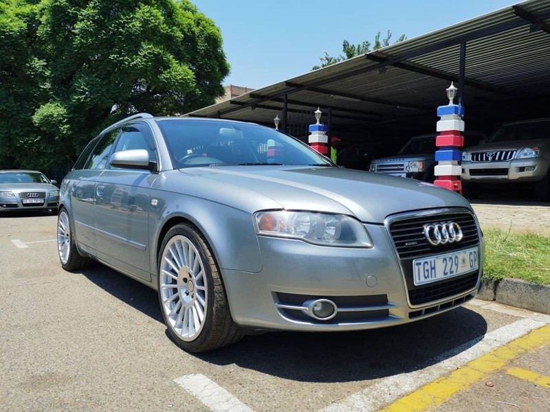 used audi a4 3.2 fsi avant quattro (b7) for sale in gauteng - cars
