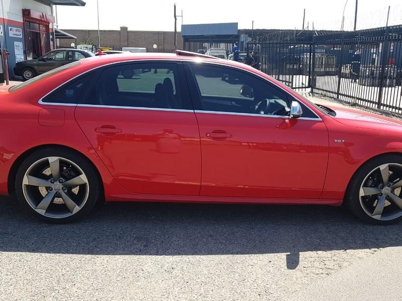 Used Audi S4 3 0t Quattro Stronic For Sale In Kwazulu