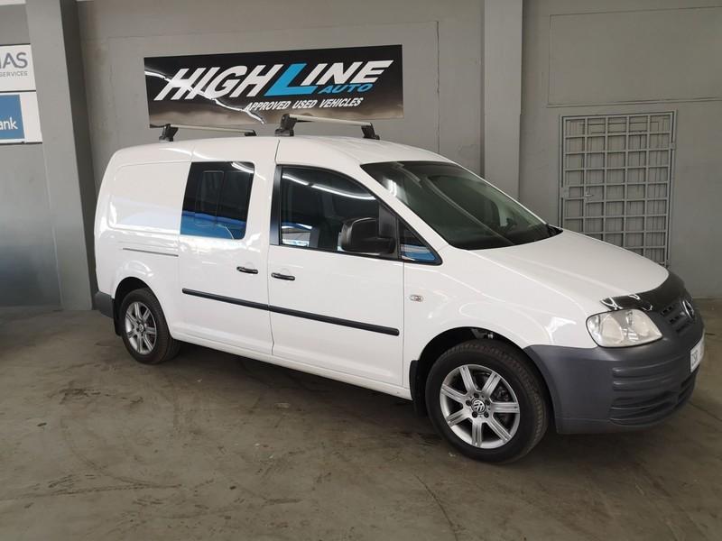 6f3e3e70e8 Used Volkswagen Caddy Maxi 1.9 Tdi Trendline for sale in Gauteng ...