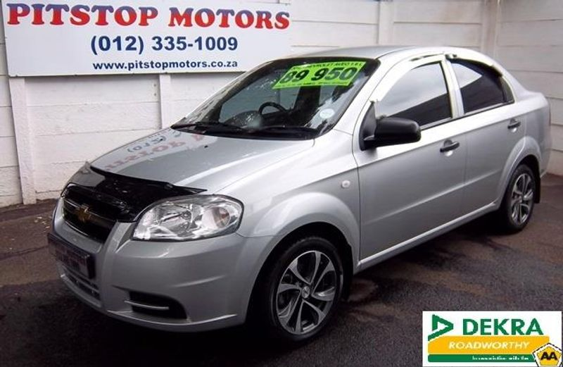 Used Chevrolet Aveo 16 L For Sale In Gauteng Cars Id4246088